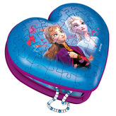 Srdce Frozen 2 54 dílků