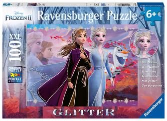 Disney Ledové království 2 100 dílků Třpytivé puzzle