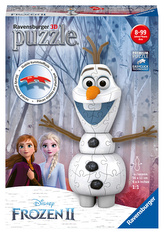 Disney Ledové království Olaf 3D Puzzle