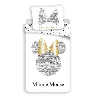 Dětské povlečení - Minnie zlaté