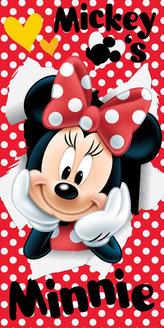 Dětská osuška - Minnie