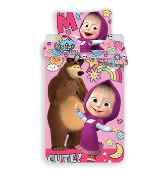 Dětské povlečení - Máša a Medvěd