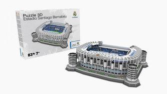Puzzle 3D Nanostad BASIC: Santiago Bernabeu (Real Madrid)