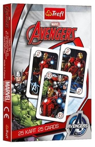 Černý Petr Avengers