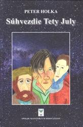 Súhvezdie Tety July