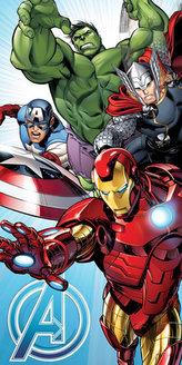 Dětská osuška - Avengers
