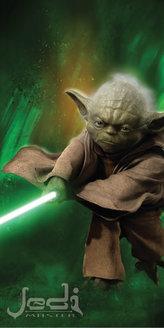 Dětská osuška - Star Wars Yoda