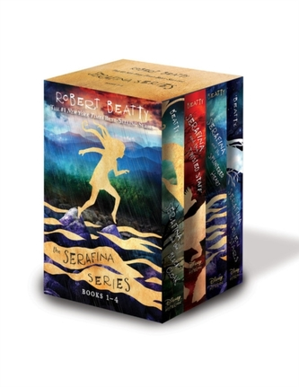 Serafina Boxed Set [4-Book Hardcover Boxed Set]