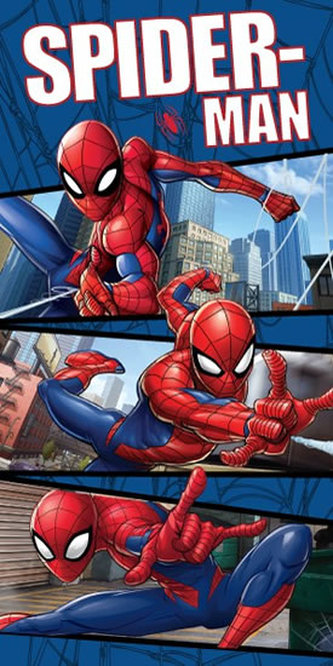 Dětská osuška - Spiderman