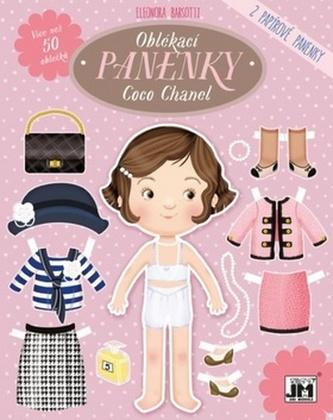 Oblékací panenky Coco Chanel