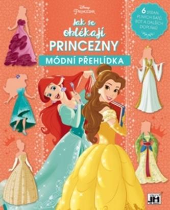Jak se oblékají Princezny Módní přehlídka