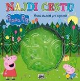 Najdi cestu Peppa Pig