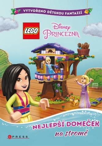 LEGO® Disney Princezna™. Nejlepší domeček na stromě