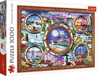 Majáky: Puzzle/1000 dílků