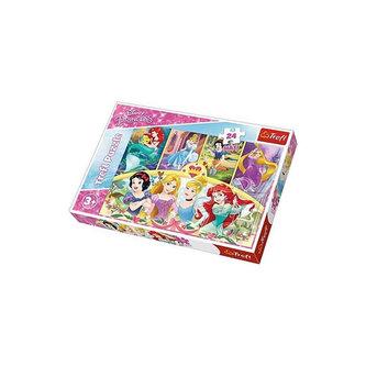 Disney Princezny: Puzzle/MAXI 24 dílků
