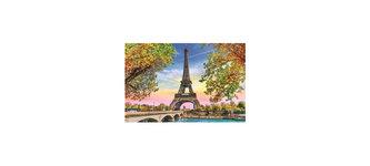 Romantická Paříž: Puzzle/500 dílků