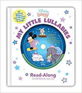 Disney Baby My Little Lullabies Read-Along Storybook and CD