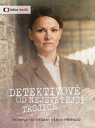 Detektivové od Nejsvětější Trojice - DVD