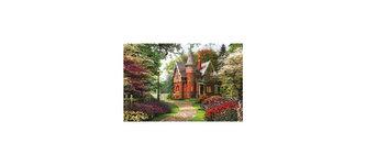 Viktoriánská vila: Puzzle/1000 dílků