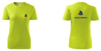 Classic New tričko dámské limetková M