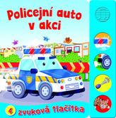 Policejní auto v akci
