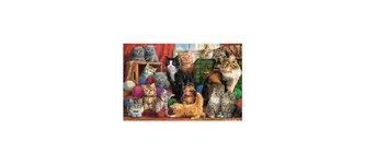 Kočičí setkání: Puzzle/1000 dílků