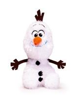 Olaf plyš 20 cm třpytivý