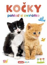 Kočky - Pohlaď si zvířátko