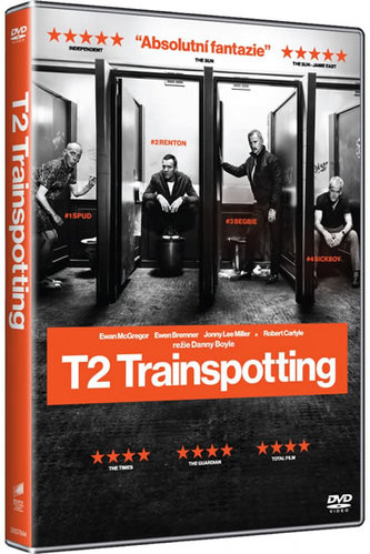 T2 Trainspotting  DVD