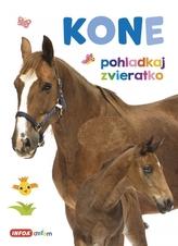 Pohladkaj zvieratko Kone
