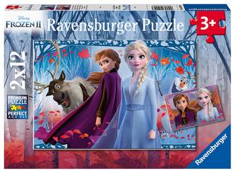 Disney Ledové království 2 2x12 dílků