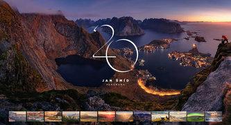 Kalendář 2020 - Jan Šmíd Panorama