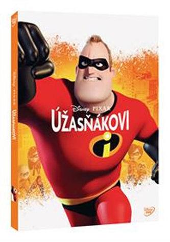 Úžasňákovi DVD - Edice Pixar New Line