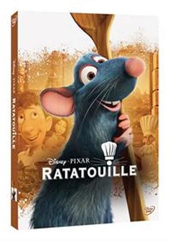 Ratatouille DVD - Edice Pixar New Line