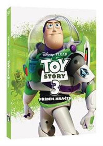 Toy Story 3: Příběh hraček DVD - Edice Pixar New Line