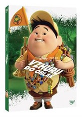 Vzhůru do oblak DVD - Edice Pixar New Line