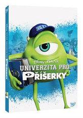 Univerzita pro příšerky DVD - Edice Pixar New Line