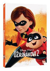Úžasňákovi 2 DVD - Edice Pixar New Line