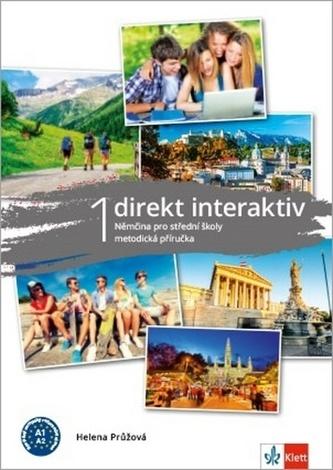 Direkt interaktiv 1 (A1-A2) – metodická příručka s DVD