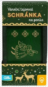 Tajemná schránka Vánoce - zelená