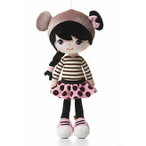 Nicole: plyšová panenka 43 cm