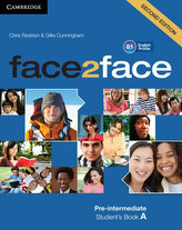 face2face Pre-intermediate A Student´s Book
