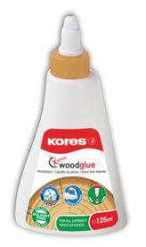 Bílé lepidlo na dřevo Wood Glue 125 ml, rychlouzávěr