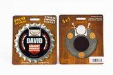 Pivní otvírák David