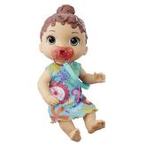 BA Tmavovlasá plačící panenka