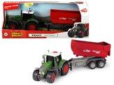 Traktor Fendt 939 Vario s přívěsem 41cm