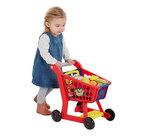 Nákupní vozík s doplňky