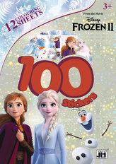 Ledové království II. - 100 samolepek
