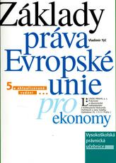 Základy práva Evropské unie pro ekonomy