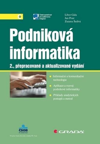 Podniková informatika - 2., přepracované a aktualizované vydání - Náhled učebnice